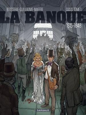 ♥ La Banque, de Boisserie, Guillaume, Maffre