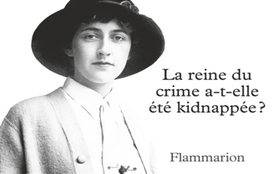 ♥ Agatha Christie, le chapitre disparu, de Brigitte Kernel