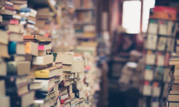 Samedi 15 juin : Vente de livres à Domfront