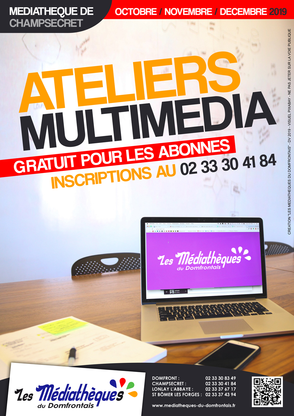 Ateliers Multimédia