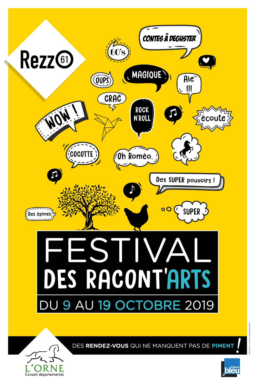 Racont'Arts 2019