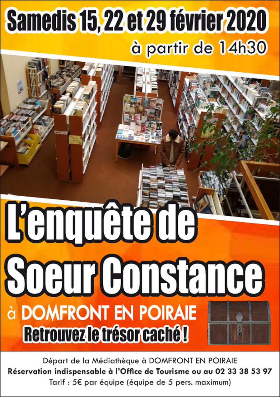 Enquête Sœur Constance