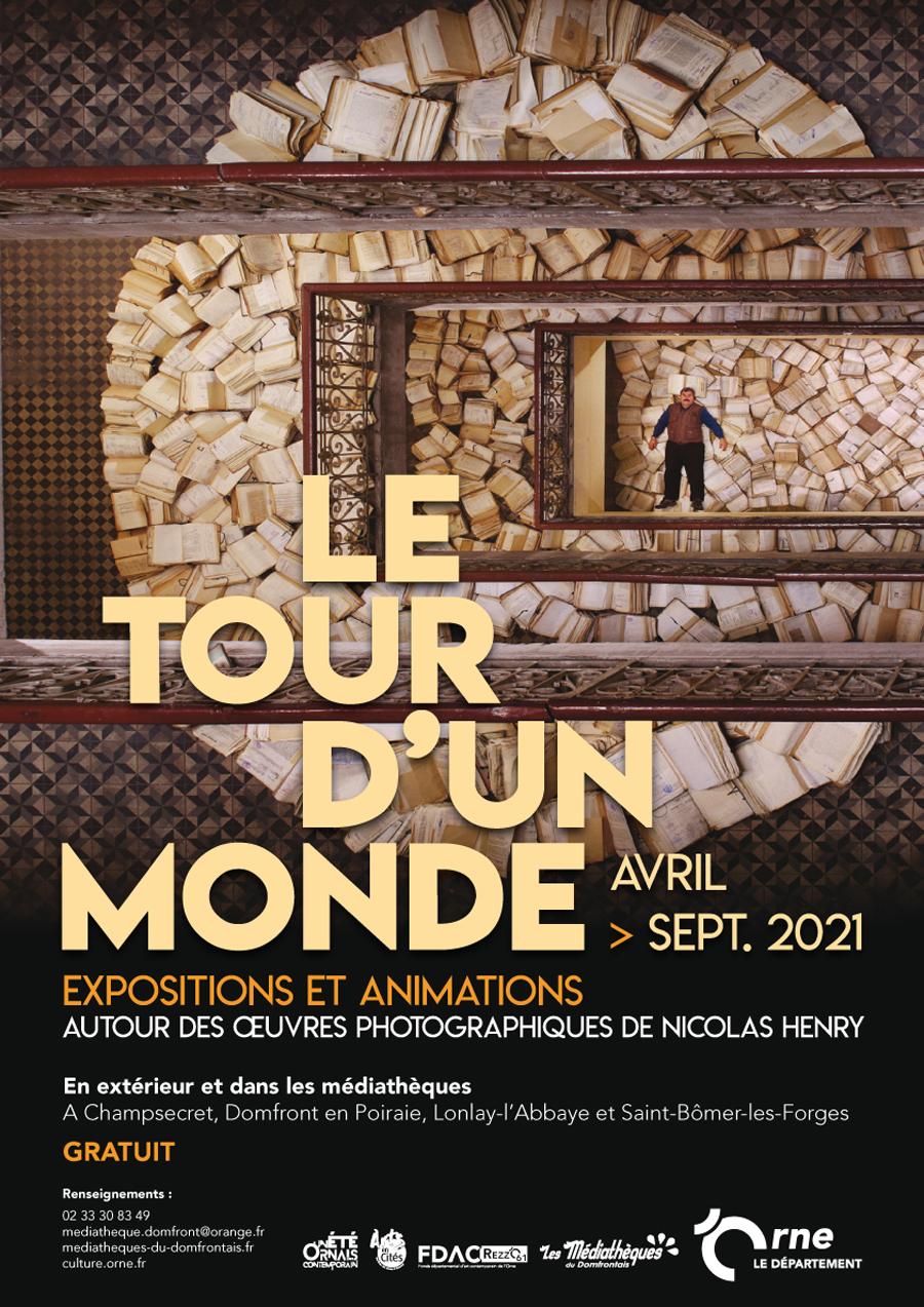 Nicolas Henry - Le Tour d'un Monde